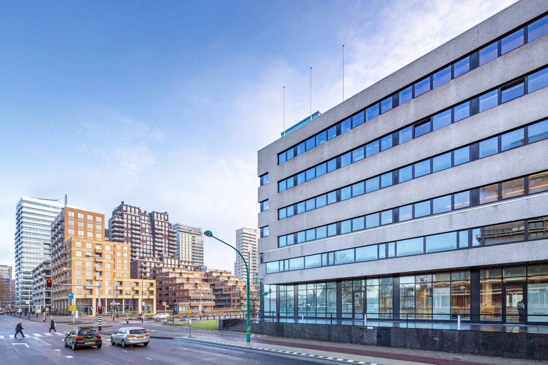 Verduurzaming en renovatie kantoor Metropolitan