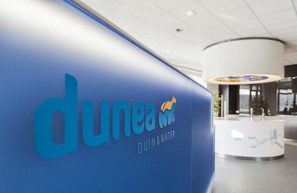 Duurzame kantoorrenovatie Dunea