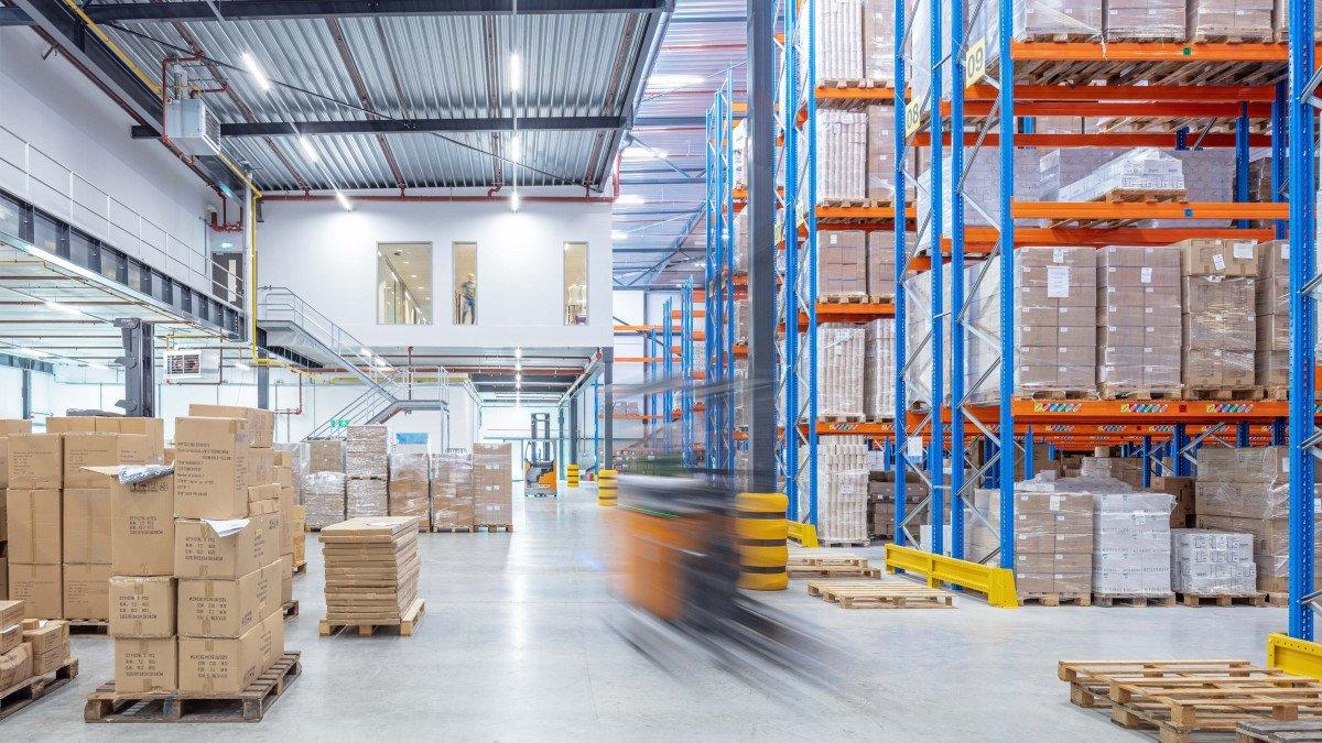 DC Den Bosch een modern distributiecentrum voor warehousing en/of e-commerce