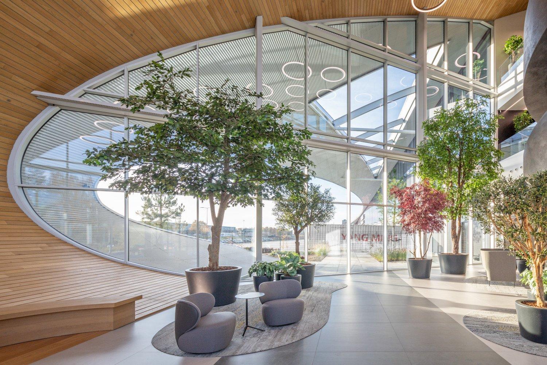 New Logic III gerealiseerd door Heembouw naar ontwerp van Heembouw Architecten