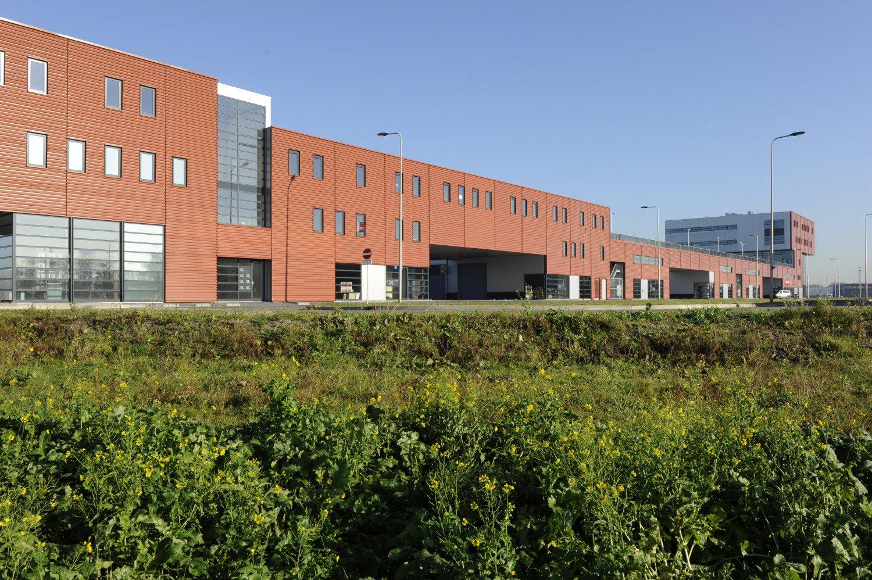 B2B Oudeland bedrijfsverzamelgebouw Berkel en Rodenrijs
