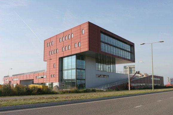 Kantoor Heembouw Rotterdam Hilti