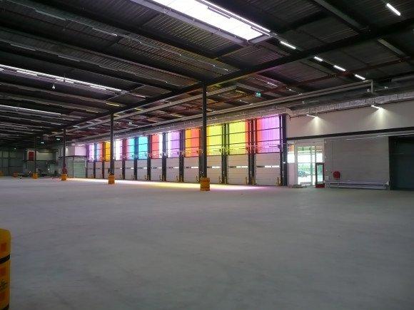 Nieuwbouw Distributiecentrum Rhenus Logistics Schiphol