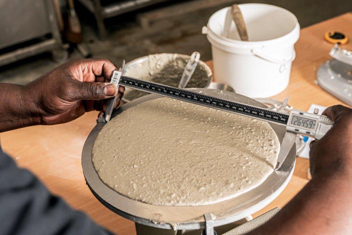 Van Berlo ontwikkelt samen met Heembouw nieuwe circulaire betonvloer