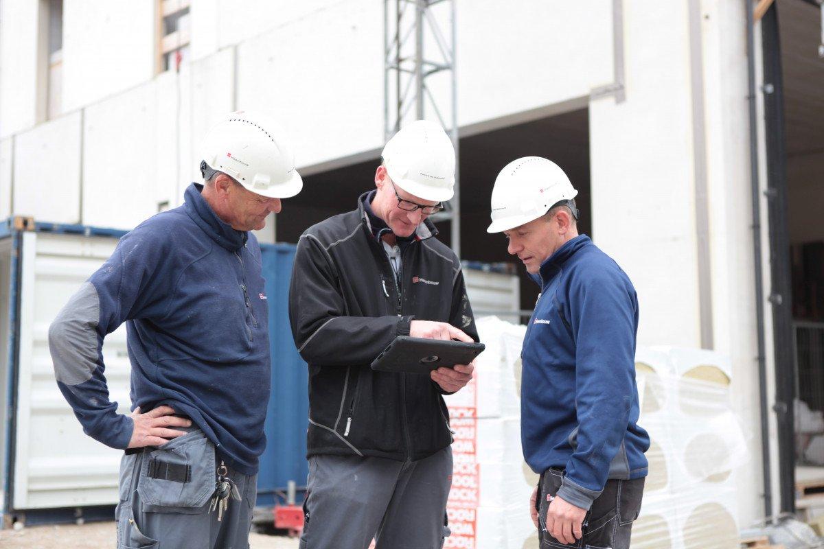 BIM en TIM - iPad op de bouw - Heembouw