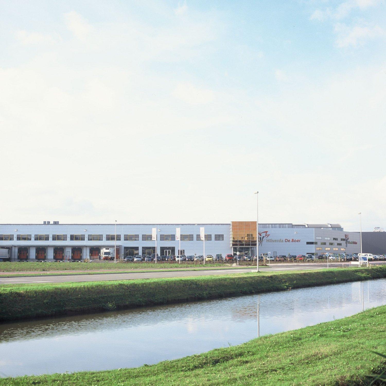 geconditioneerd districenter Hilverda de Boer Aalsmeer