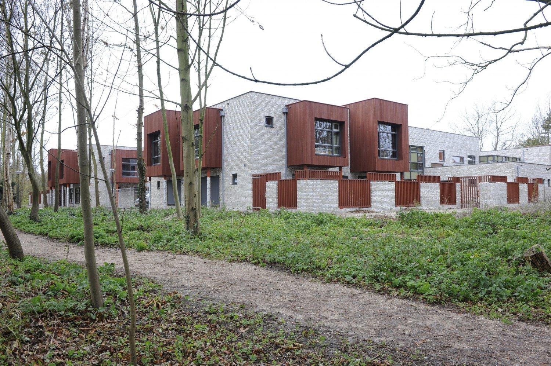 Nieuwbouw complex Kersenhof Noordwijk