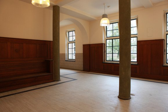 Renovatie monumentaal paviljoen Breehorn Castricum