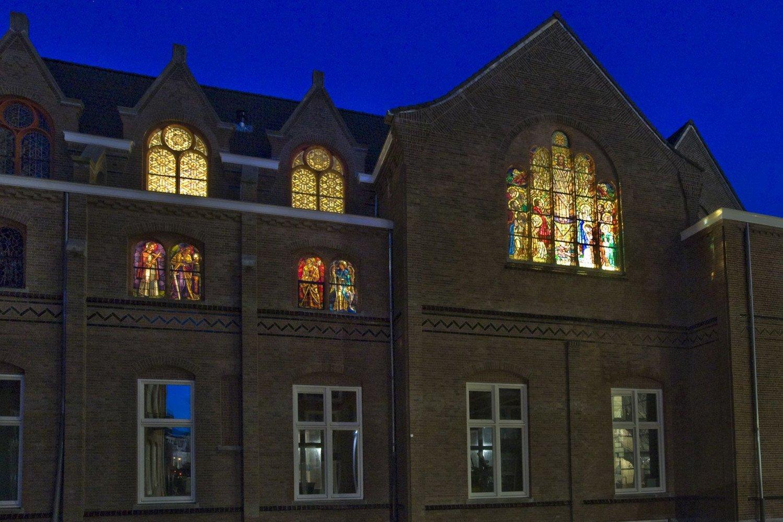Restauratie en renovatie Kapel Paviljoen Zuid Haarlem