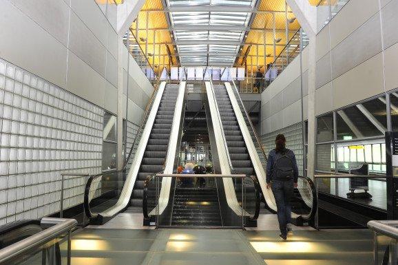 Upgrade kantoren WTC Schiphol