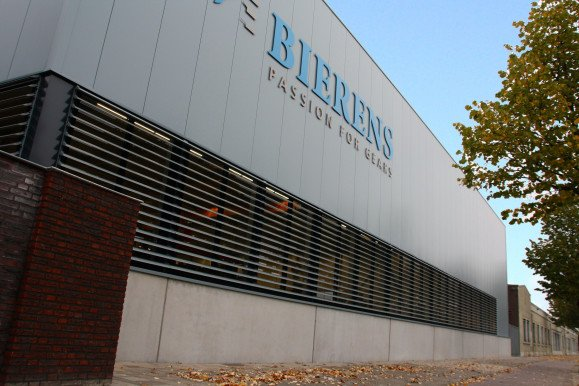 Machinefabriek Bierens Tilburg