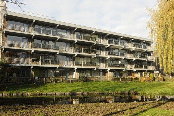 Groot onderhoud 92 woningen IJsseloord Woerden