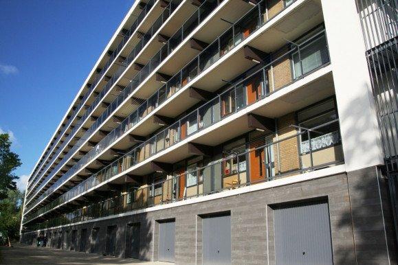 Renovatie woningen Cleijn Duinplein Katwijk