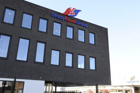 Nieuwbouw Hoofdkantoor en bedrijfspand Staay Food Group Papendrecht