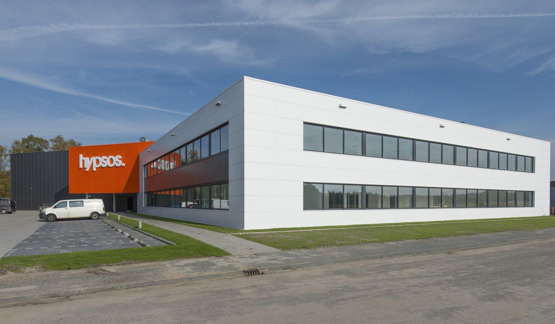 bedrijfspand Hypsos BV Soesterberg