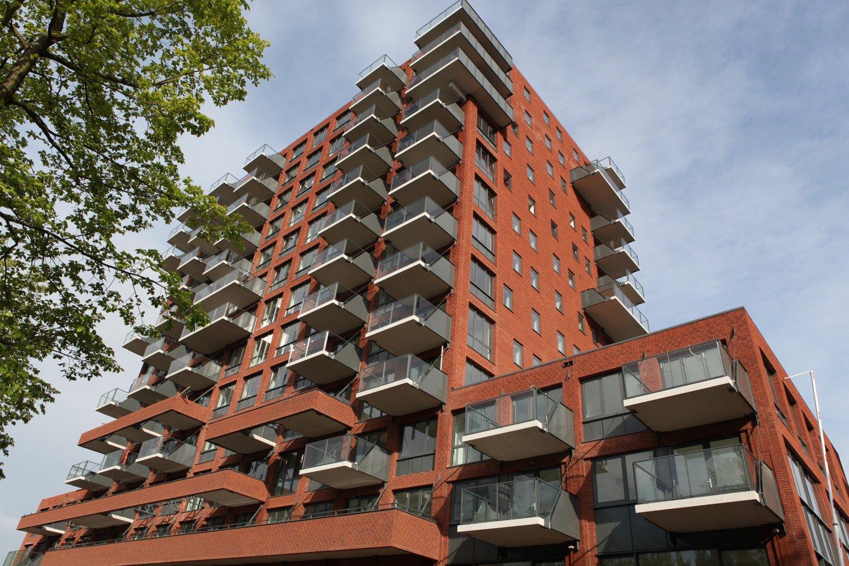 Nieuwbouw woontoren Wonen boven de Hoven Delft