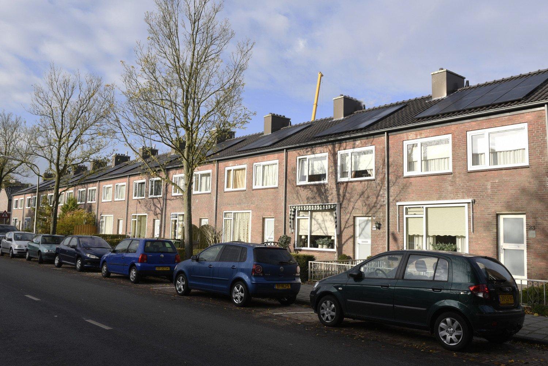Verduurzaming 89 eengezinswoningen Hof van Eden Wassenaar