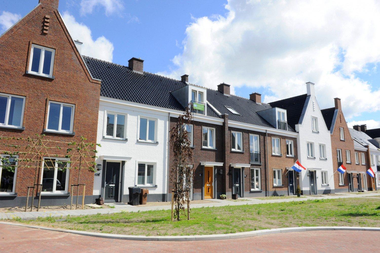Nieuwbouw 34 woningen Hanenhof De Zilk