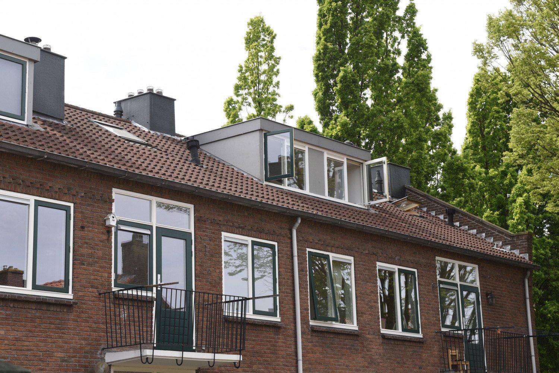 Groot onderhoud 8 woningen IJsselstein