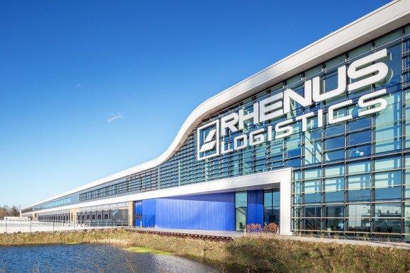 Nieuwbouw Distributiecentrum New Logic VI Son en Breugel voor Rhenus Logistics