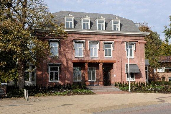 Renovatie monumentaal pand Villa Sassenoord Nieuwveen