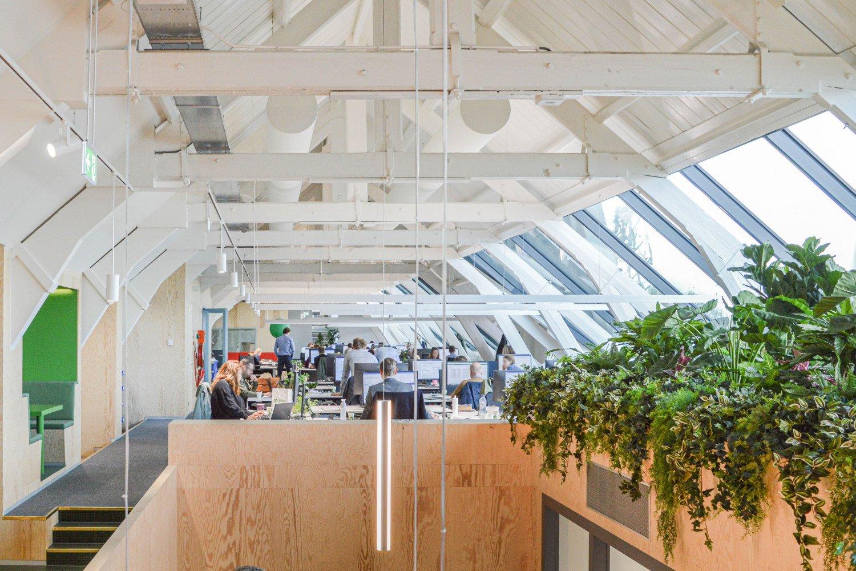 Upfield Unilever Rotterdam renovatie kantoren The Attic oplevering