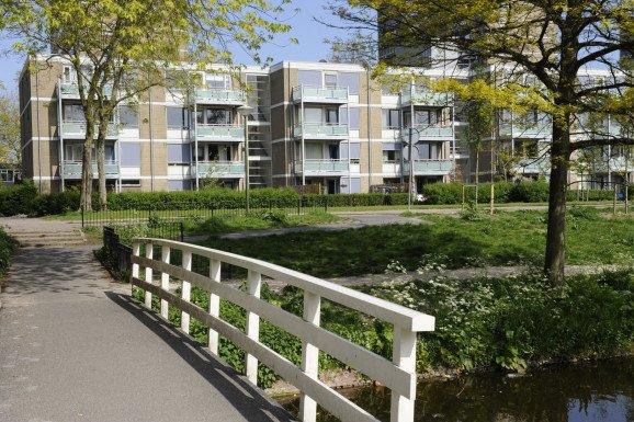Renovatie 125 woningen Stieltjesstraat Den Haag