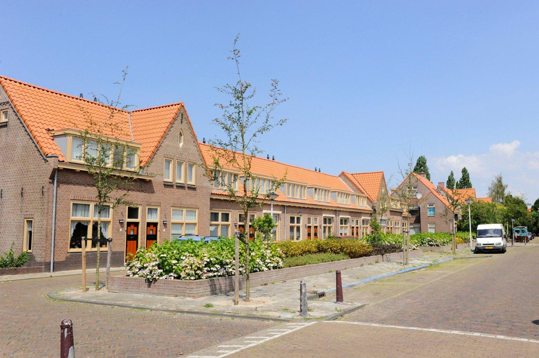 Groot onderhoud 252 woningen Tuinstadwijk Leiden