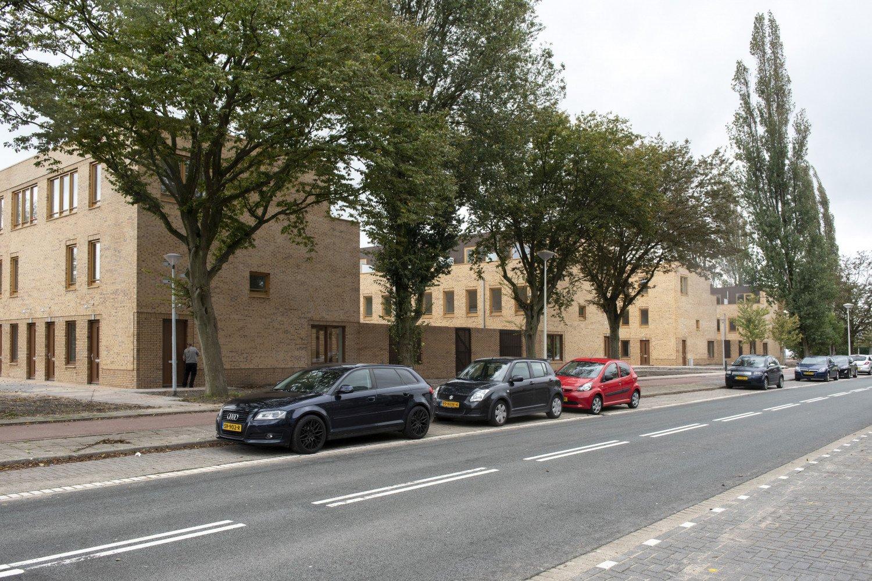 Boekweitkamp Den Haag opgeleverd