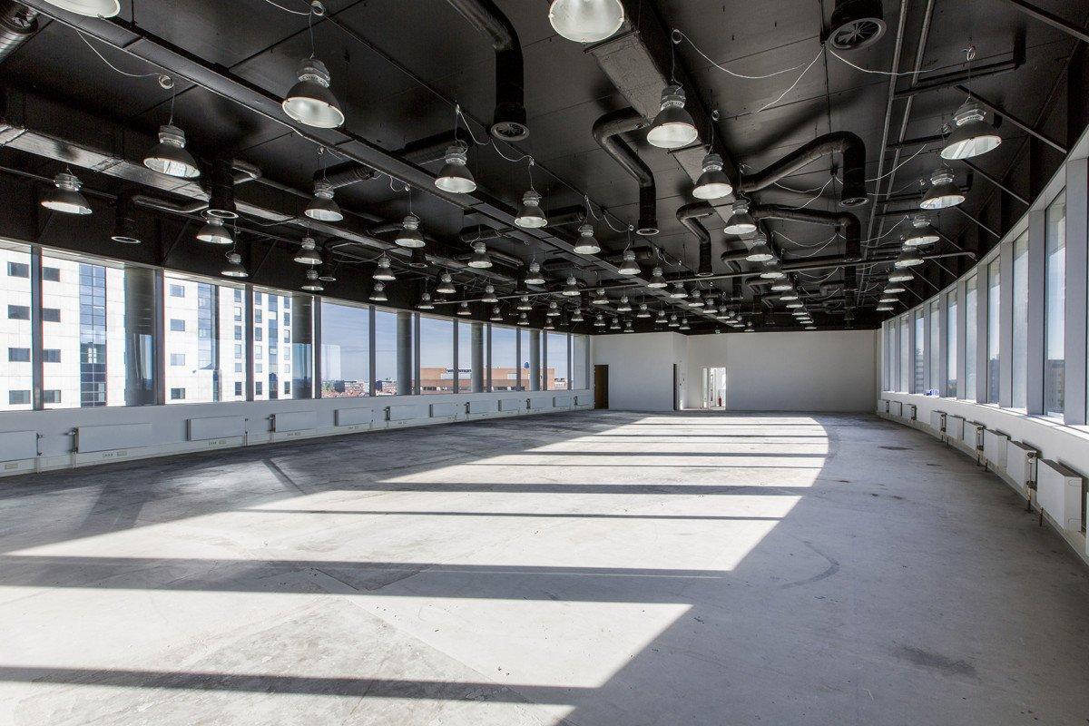 Rivium Quadrant kantoor renovatie Heembouw