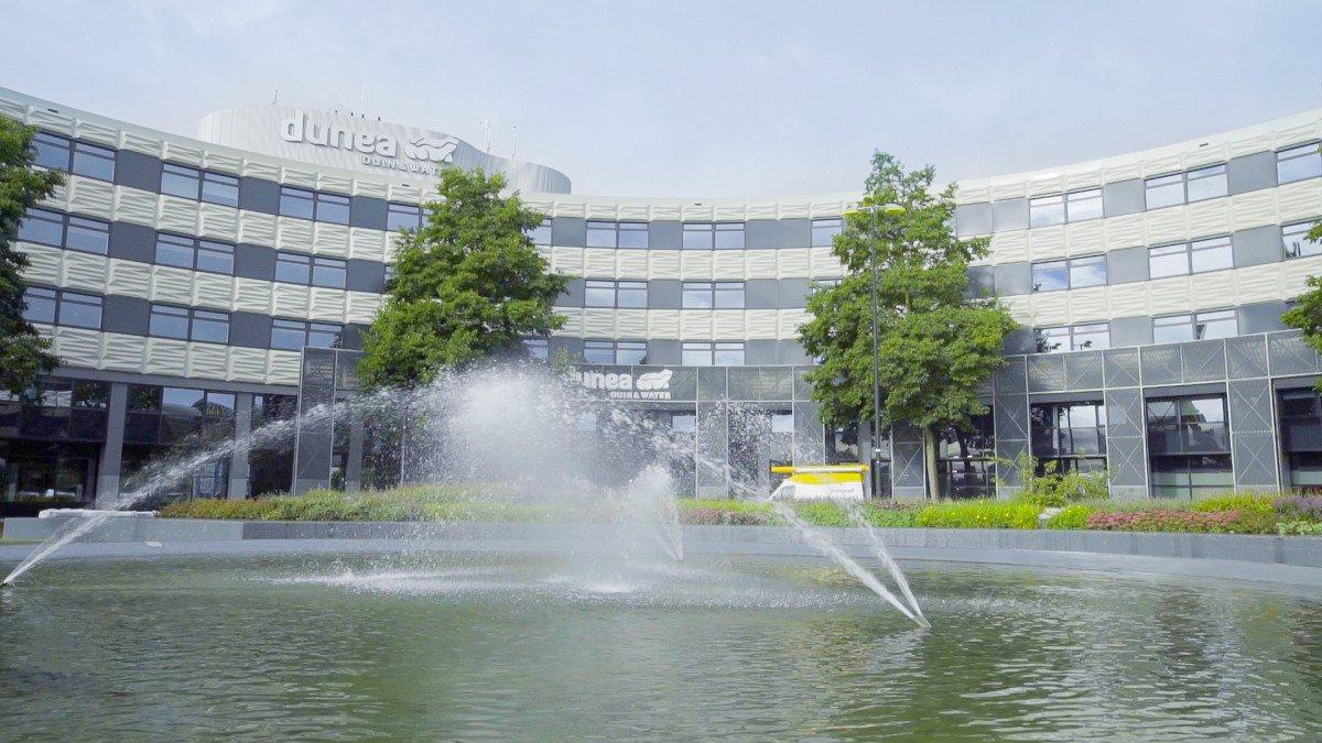 Kantoor Dunea Zoetermeer na transformatie
