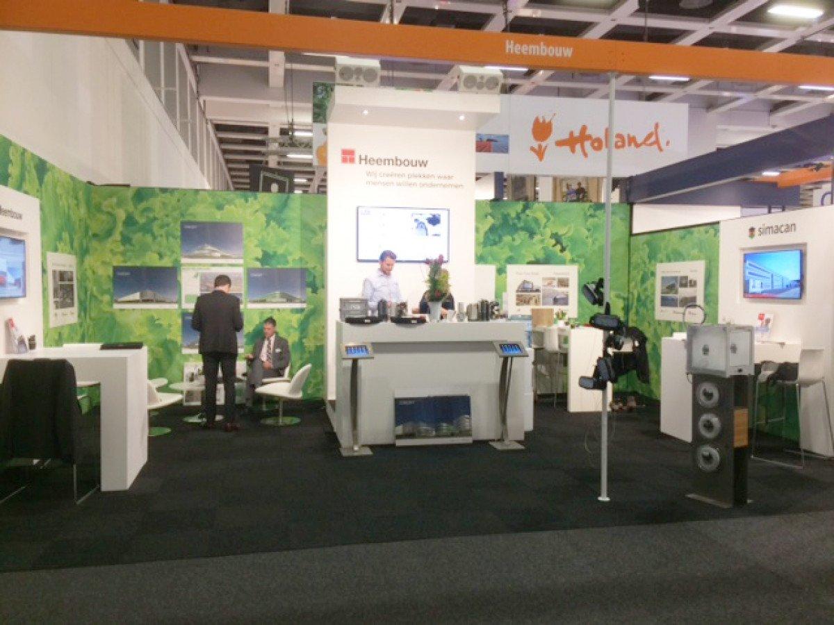 Fruit Logistica 2017 stand Heembouw