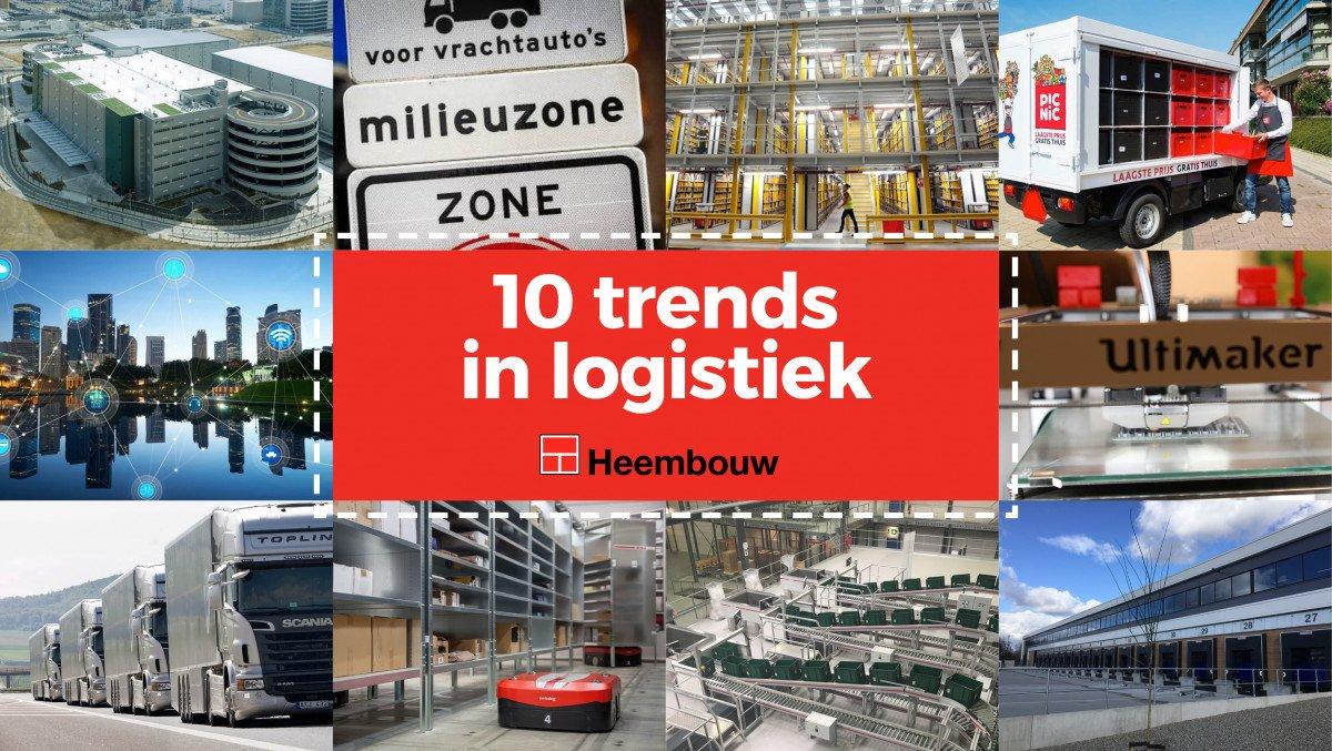 10 trends in logistiek Heembouw