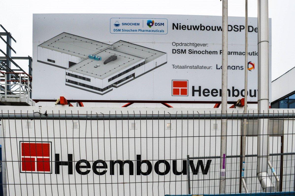 Nieuwbouw kantoor en werkplaats DSP Delft