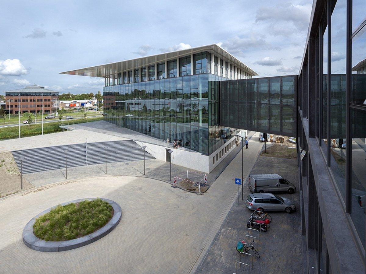 Gemeentehuis Lansingerland Hans van Heeswijk architecten