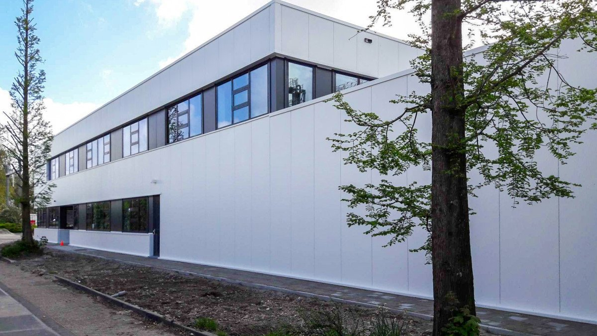 Oplevering DSP Delft