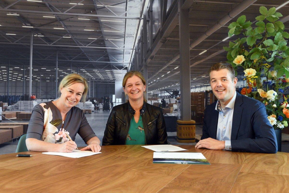 Heembouw convenantpartner FSC Nederland