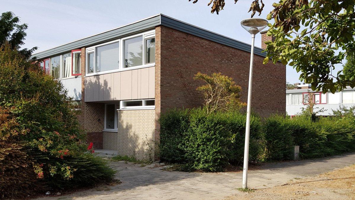 Modelwoning Vivaldistraat groot onderhoud Leiden