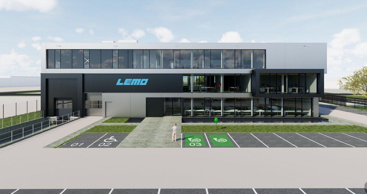 Nieuwe huisvesting Lemo ontwerp Habeon Architecten