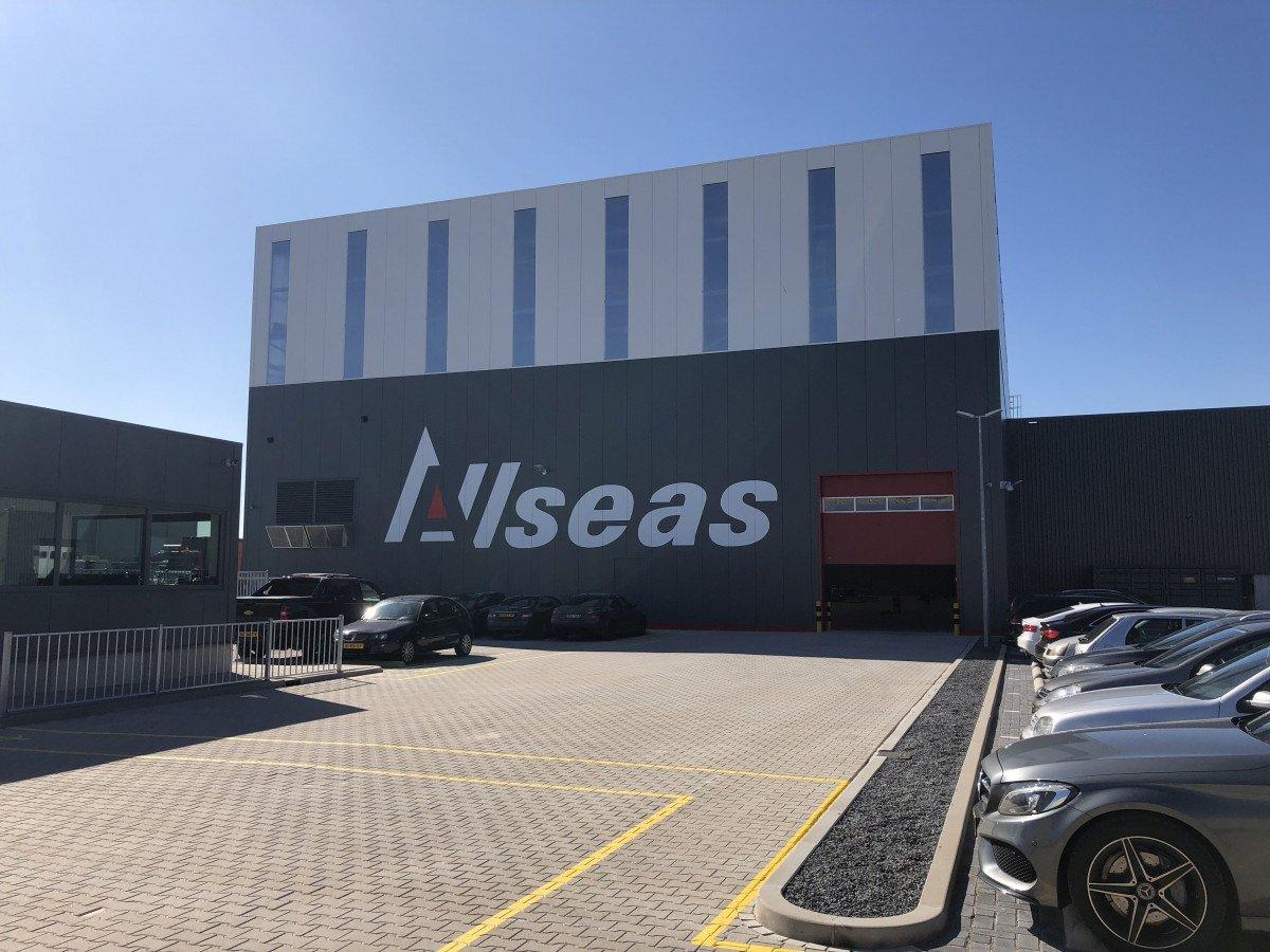 nieuwbouw Allseas Heijningen
