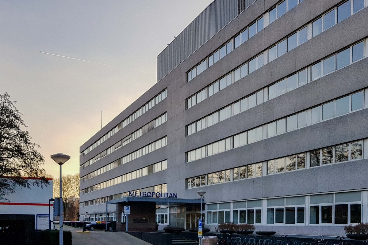 Metropolitan Zuidas Amsterdam Habeon Architecten Heembouw oogsten New Horizon