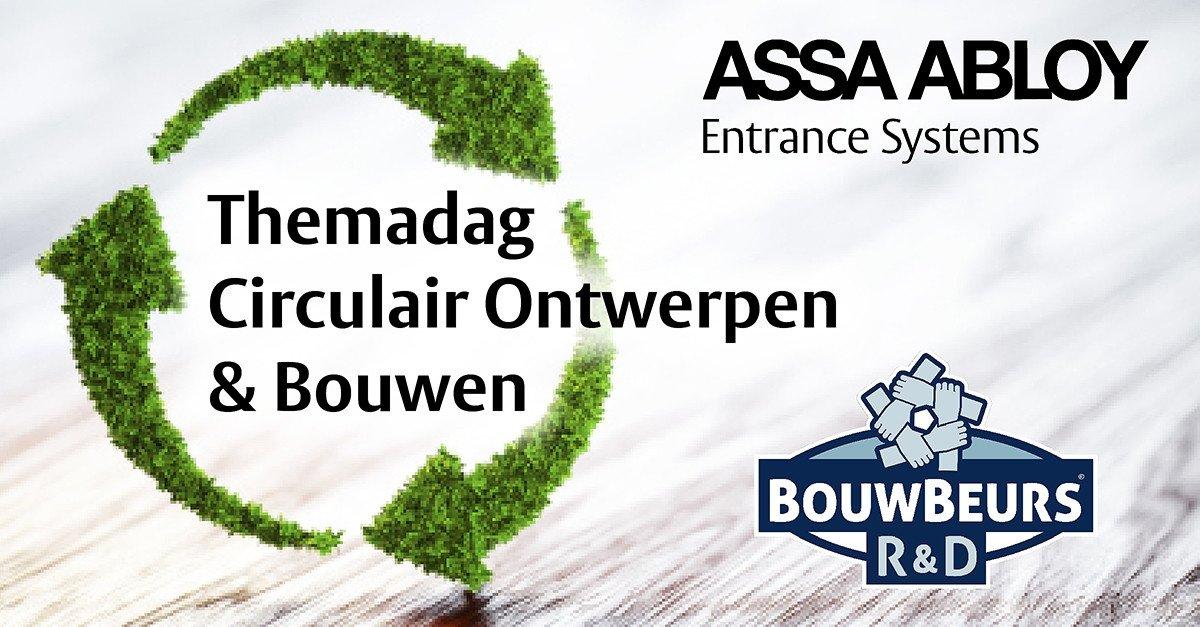 Themadag Circulair Bouwen