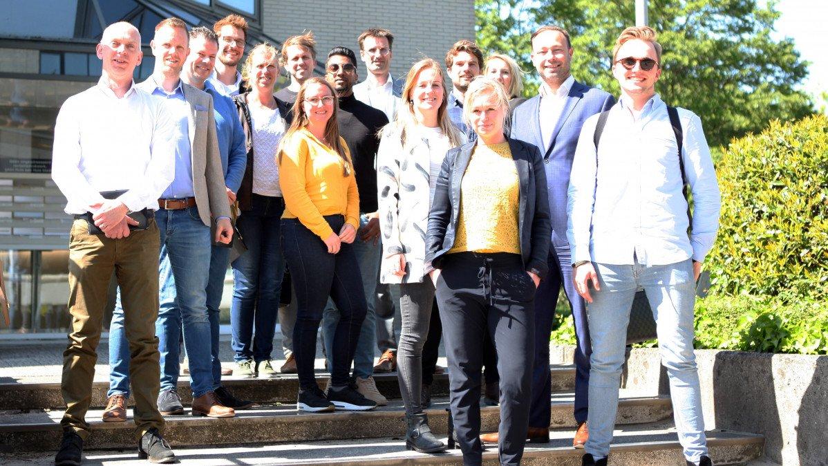 New Horizon, Heembouw en Habeon Architecten