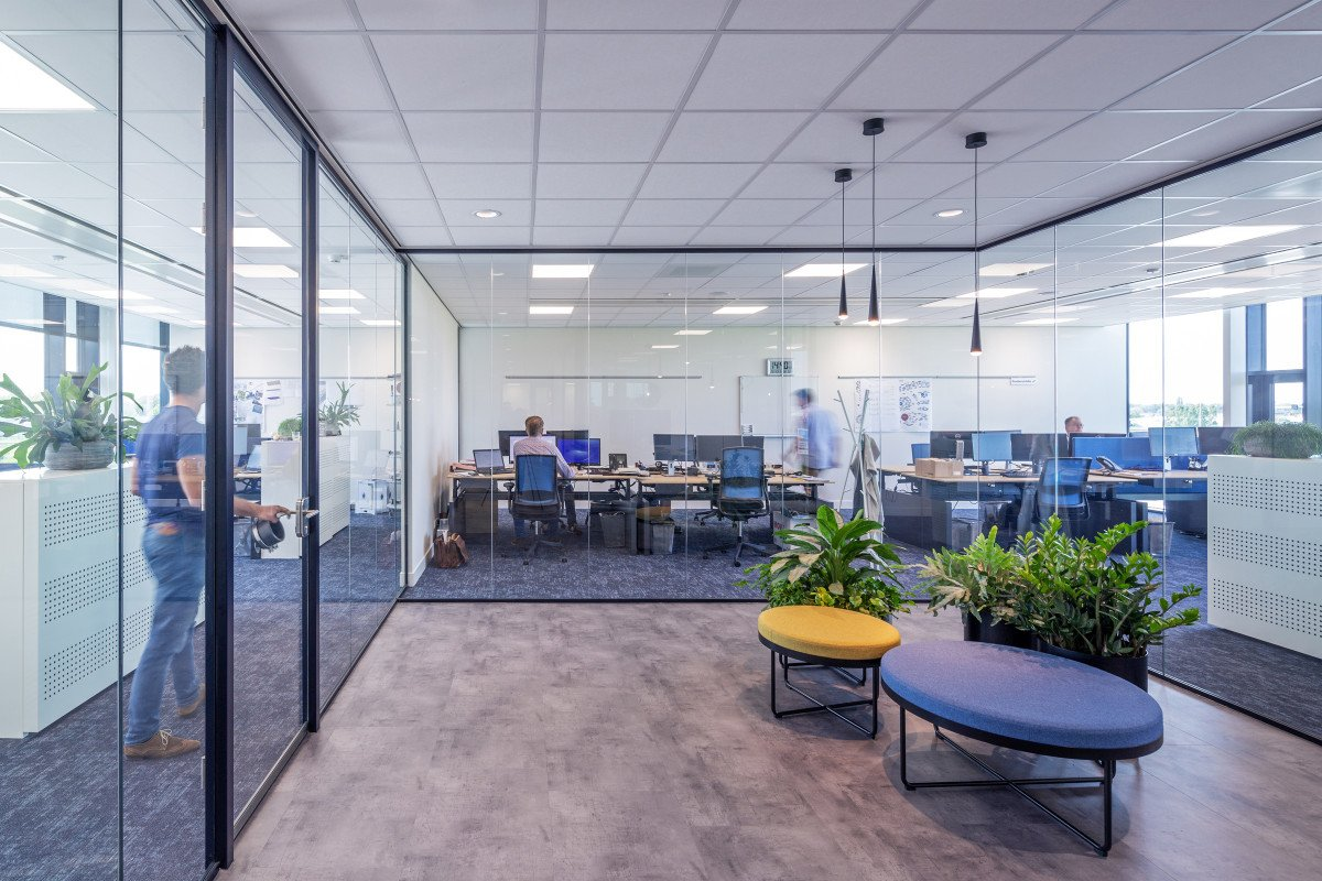 Issue gezondheid in kantoren