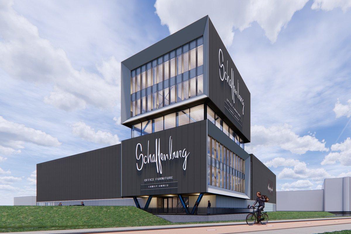 Schaffenburg Office Furniture BV.