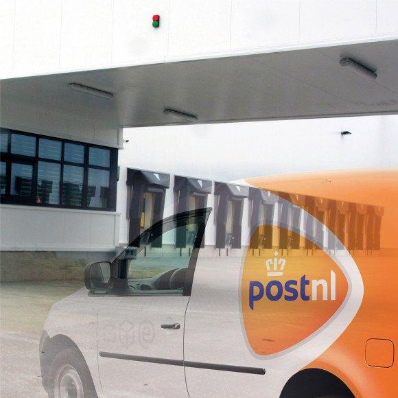 Nieuwbouw depots PostNL Pakketten