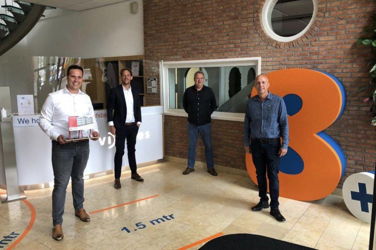 Petuniatuin Vidomes Zoetermeer overeenkomst 152 appartementen