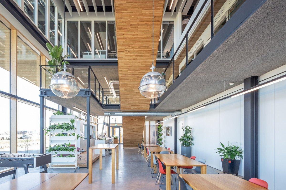 Ontwerpende bouwer Heembouw neemt het voortouw in circulair bouwen en ontwerpen