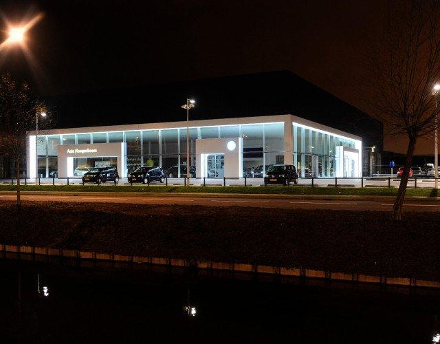Autoshowroom Volkswagen