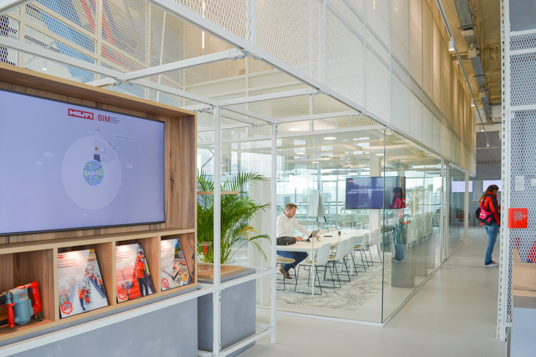 BIM Experience Center Hilti Nederland